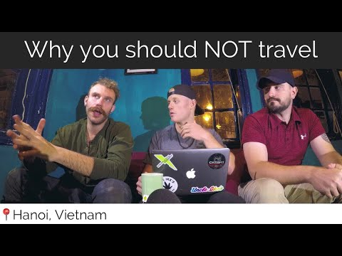 Living Abroad is DANGEROUS 🏍 3 Expats Talk: Motorbike Trips, Online Work, Vietnam & Thailand Travel
