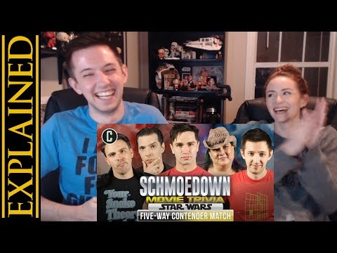 Star Wars Movie Trivia Schmoedown: Behind the Scenes, Reaction, and Commentary - Star Wars Explained