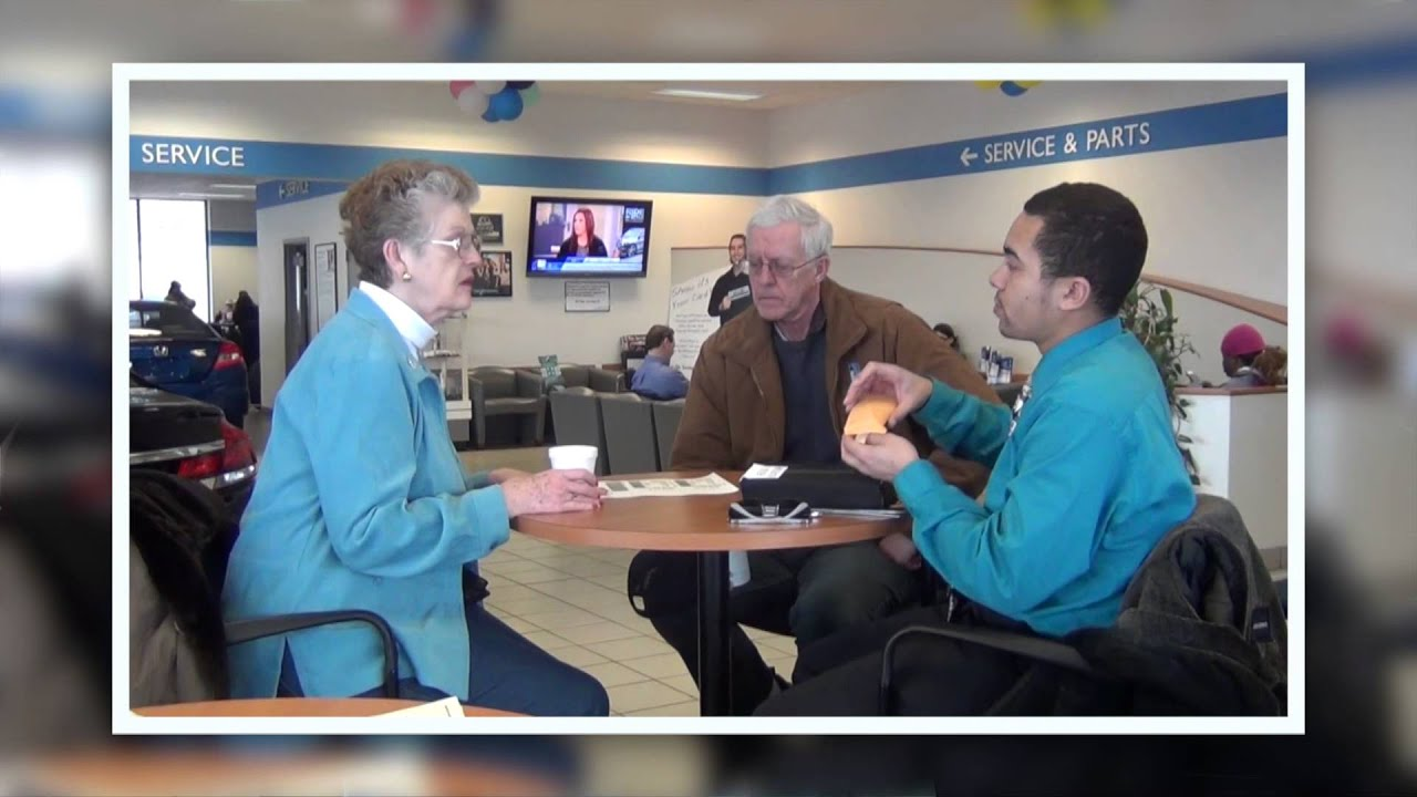 Customer Testimonial: Peg  2013 Accord   Dick Ide Honda, Rochester NY  Dealer Review