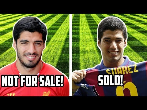 9 Times Clubs Said A Star Player Wasn't For Sale - Then Sold Him