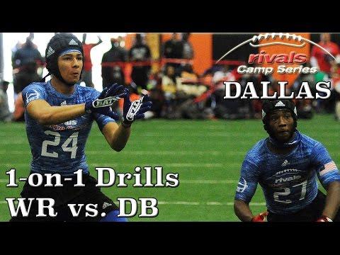 RCS Dallas: WR vs. DB part one