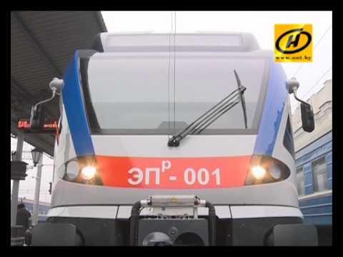Поезда по швейцарской технологии создадут в Беларуси