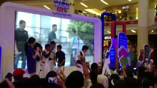 Dance ajil SUPER7 at OffAir Gandaria City