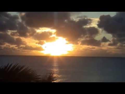Matavai Resort & Sunset in NIUE: 13/02/14