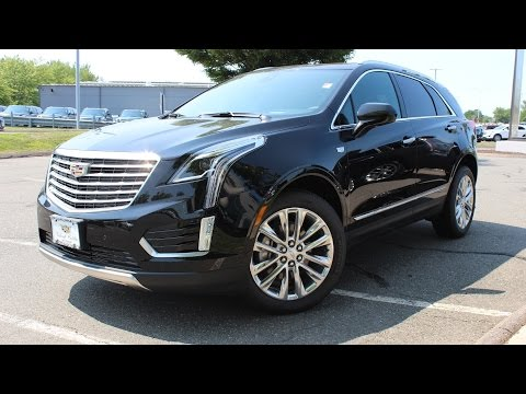 2017 Cadillac XT5 Platinum: In Depth First Person Review
