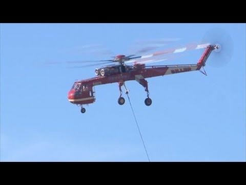 Levantan la orden de evacuación en la presa Oroville, pero se mantiene la alerta