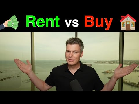 Video #167)  Rent vs Buy a Home  -  The difference could be Millions!