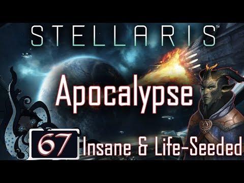 Sallying Forth - Stellaris: Apocalypse Pre-Release Series - Drakonian Imperium - #67 - Insane