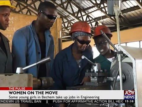 Women on the move - The Pulse on Joy News (8-3-17)