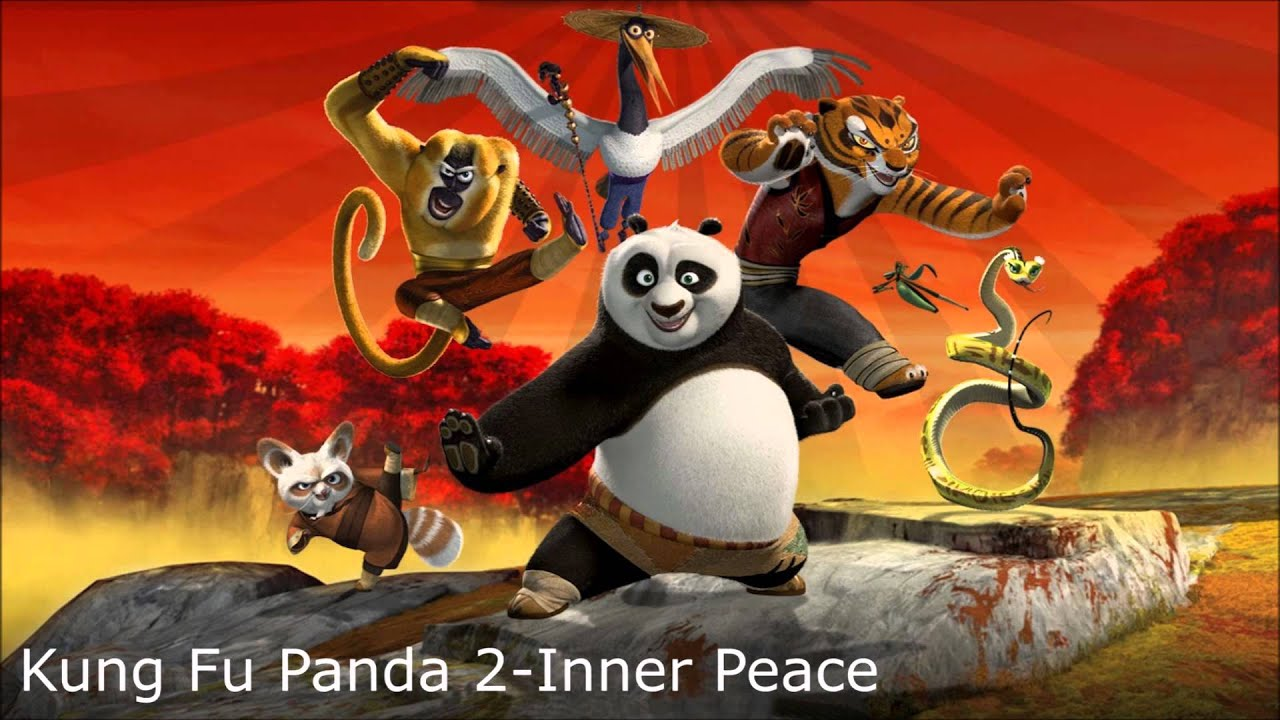 Best Of Kung Fu Panda Soundtracks