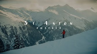 The Most Legendary Ski Resort In The World - St. Anton, Austria.
