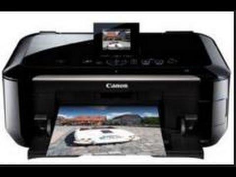 Mengatasi Kertas Berhenti Saat Ngeprint Printer Canon Semua Type