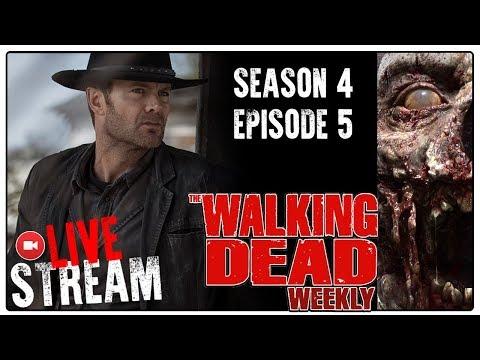 MAPP LIVE : #FEARTheWalkingDead WEEKLY! Season 4 Episode 5