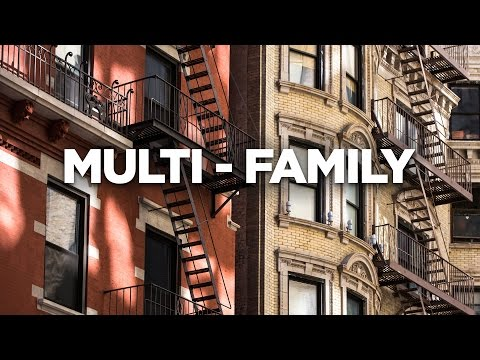 Why Multifamily Real Estate is Better than buying a house -G