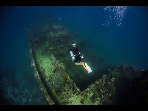 Diving the World War II Wrecks of Palau: Helmet Wreck