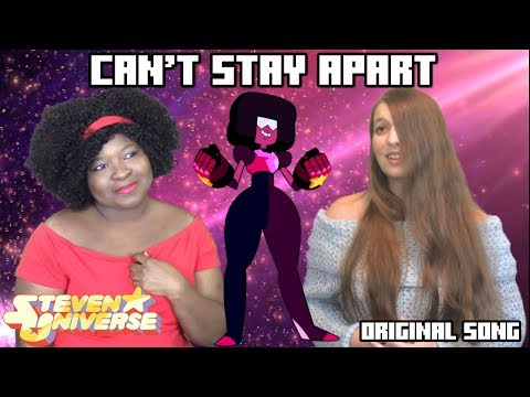 Can't Stay Apart - A Steven Universe Inspired Original Song (feat. Sierra Nelson)