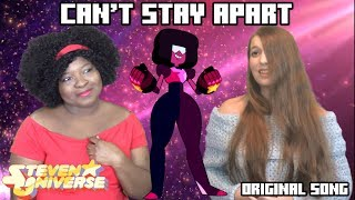 Gambar cover Can't Stay Apart - A Steven Universe Inspired Original Song (feat. Sierra Nelson)