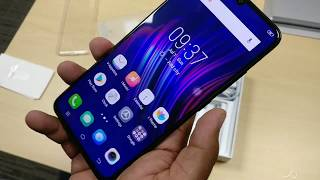 Vivo V11 Pro Starry Night Black feature and Unboxing