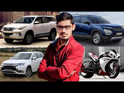Crazy XYZ (Amit Sharma) New Car & Bike Collection, Earnings 2021