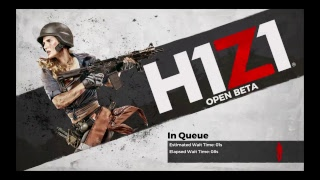 H1Z1 BATTLE ROYAL PS4 GAMEPLAY
