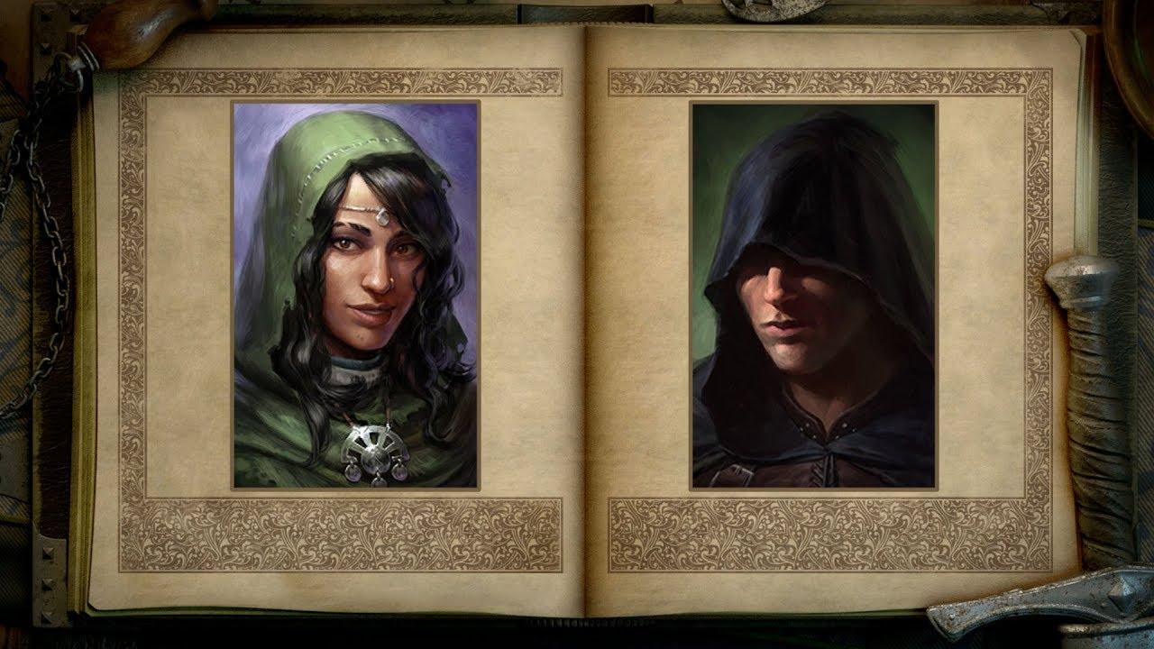 Xoti & Watcher Relationship   Deadfire  Pillars of Eternity II