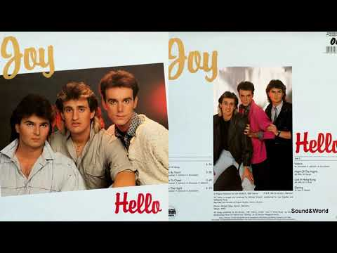 Joy – Hello (Vinyl, LP, Album) 1986.