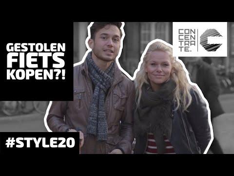 GESTOLEN fiets kopen?! - CONCENTRATE #STYLE20
