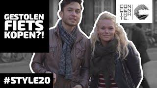 #STYLE20: GESTOLEN fiets kopen?! - CONCENTRATE
