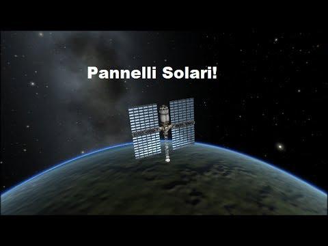 [ITA] Kerbal Italia Space Program #8: Pannelli solari!