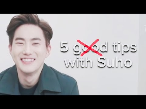 HOW TO BE A GOOD MOTHER WITH SUHO