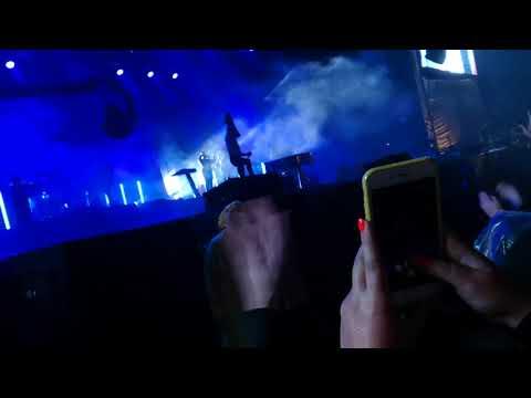 Hurts intro - Desire (VOLT fesztivál 2018)