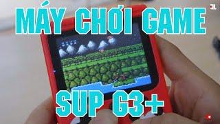 Review Máy Chơi Game Cầm Ray SUP G3 Plus 300 - JOLAVN