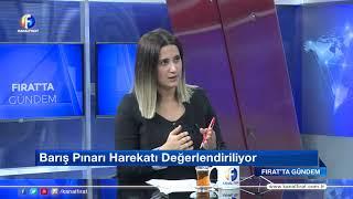 Fırat'ta Gündem (İbrahim Bahşi) 16 10 2019