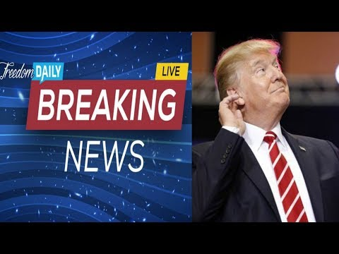 BREAKING BOMBSHELL!!! FINALLY HAPPENING!!! Arrested And a $6 BILLION BAIL!!!