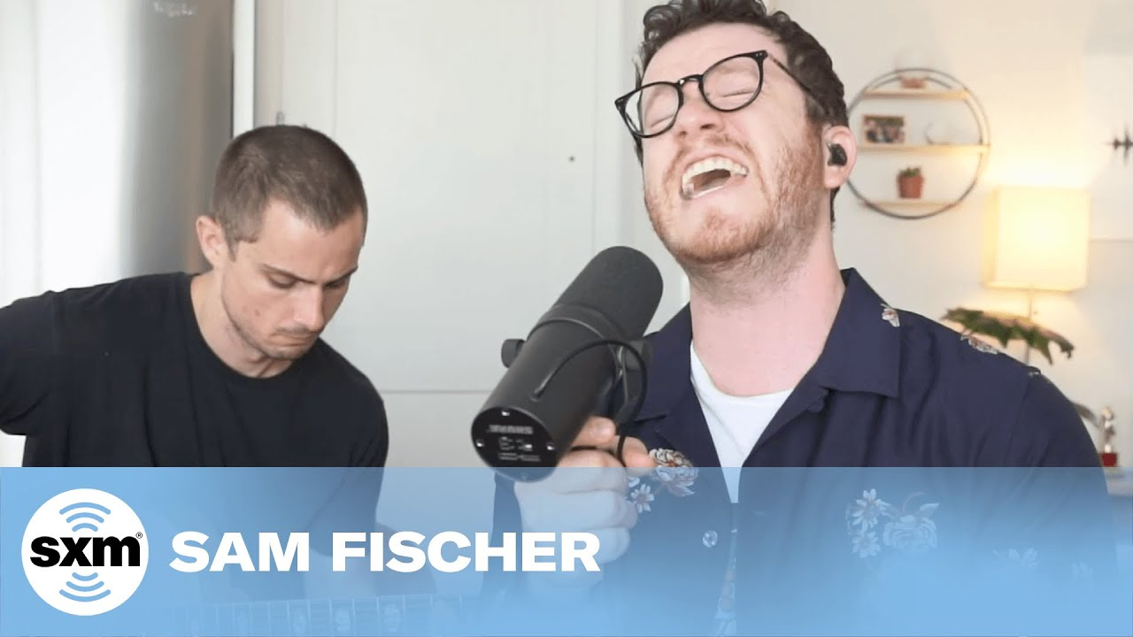 Sam Fischer - You Broke Me First (Tate McRae Cover)   Next Wave Virtual Concert Series