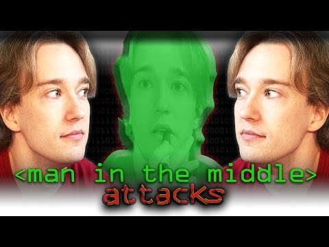 Man in the Middle Attacks & Superfish  Computerphile