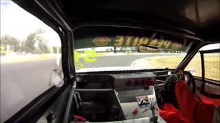 Holden Gemini 13B Rotary Sports Sedan - Winton Raceway Onboard 2016   15 Year Old First Day [HD]