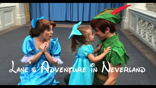 Video Peter Pan and Wendy  Darling Castle Show Meet and Greet (Walt DIsney World) download MP3, 3GP, MP4, WEBM, AVI, FLV Desember 2017