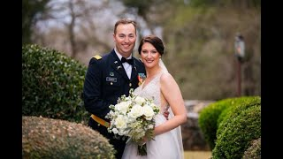 Bentley + Patrick Review Ever After Events + Operation Warrior Wedding