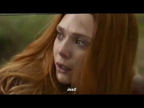 scarlet witch - toxic