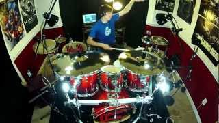 Download Video Hysteria - Drum Cover - Muse MP3 3GP MP4