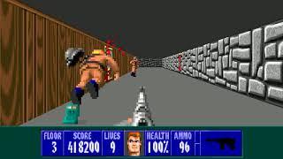 Wolfenstein 3D E1F3 (100%)