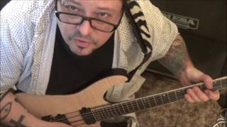 SCHECTER BANSHEE ELITE 6 FR-S Guitar Demo-Review by Mike Gross