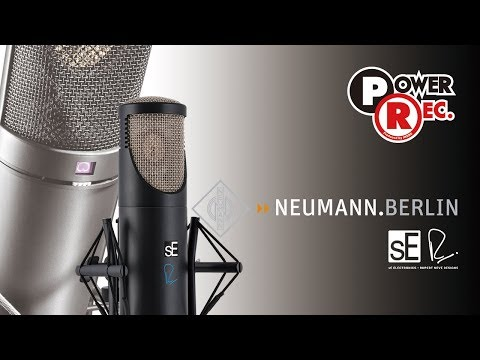 【池部楽器店】U87Ai & RNT / PowerRec Microphones TEST