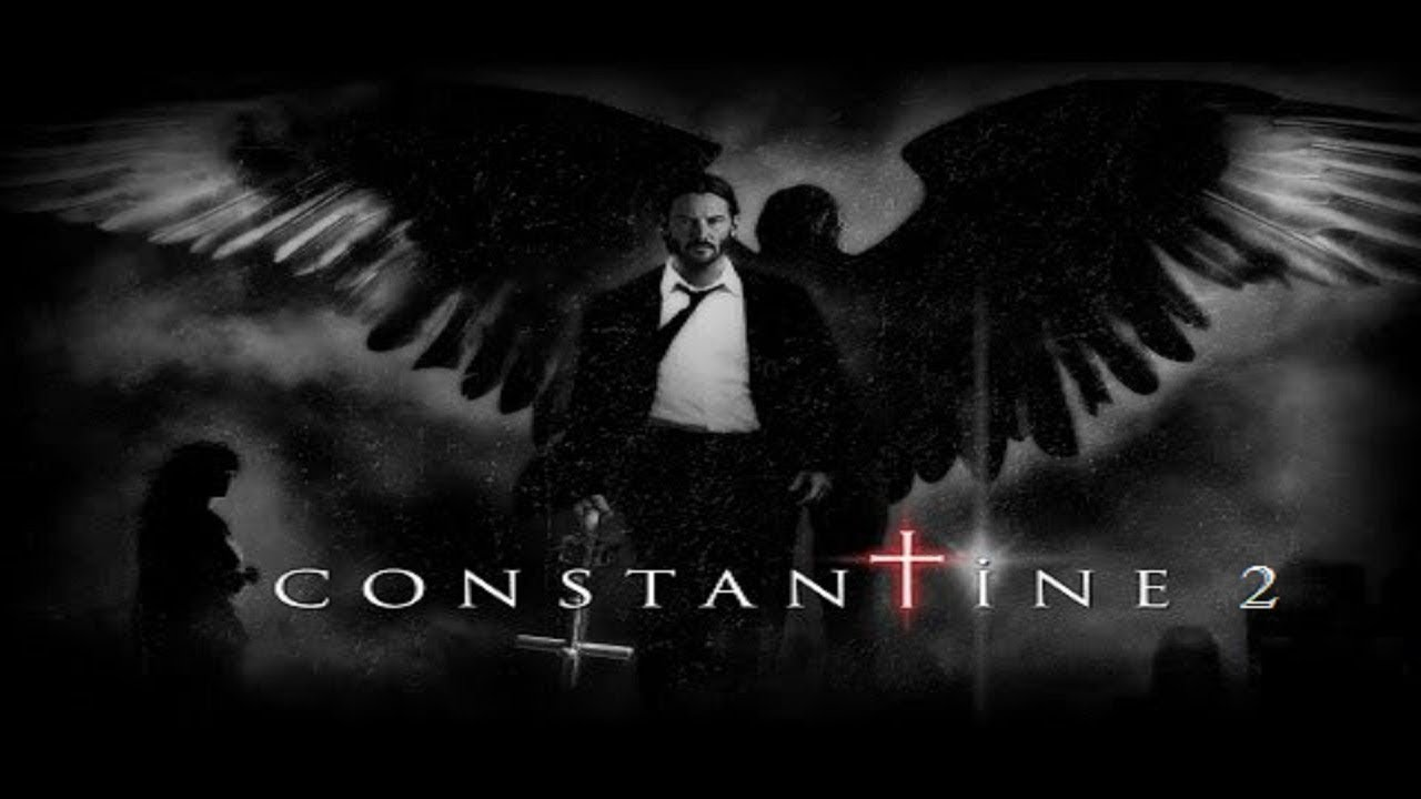 Constantine 20 Official Trailer 20018 Keanu Reeves New HD Movie ...