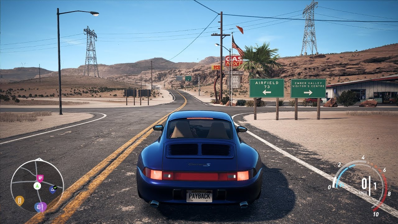 Need For Speed: Payback - Porsche 911 Carrera S (993 ...