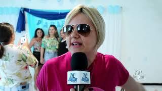 Karla Saraiva secretária de saúde de Tabuleiro do Norte