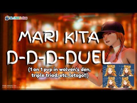 【Final Fantasy XIV】SAATNYA D-D-D-D-D-DUEL!!!!【NIJISANJI ID】