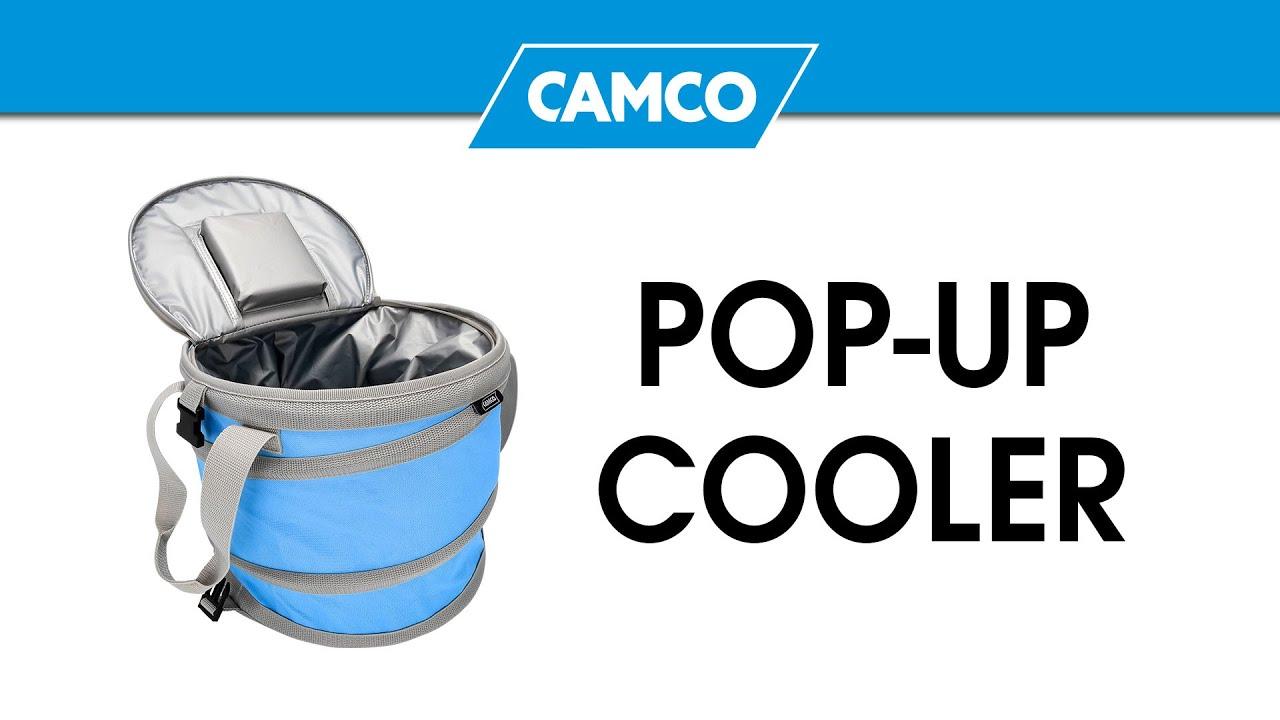 Camco 51995 Pop-Up Cooler-Blue