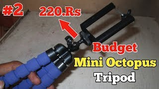 Best SmartPhone Mini Tripod For YouTube Videos||UnBoxing and Review||TAMIL